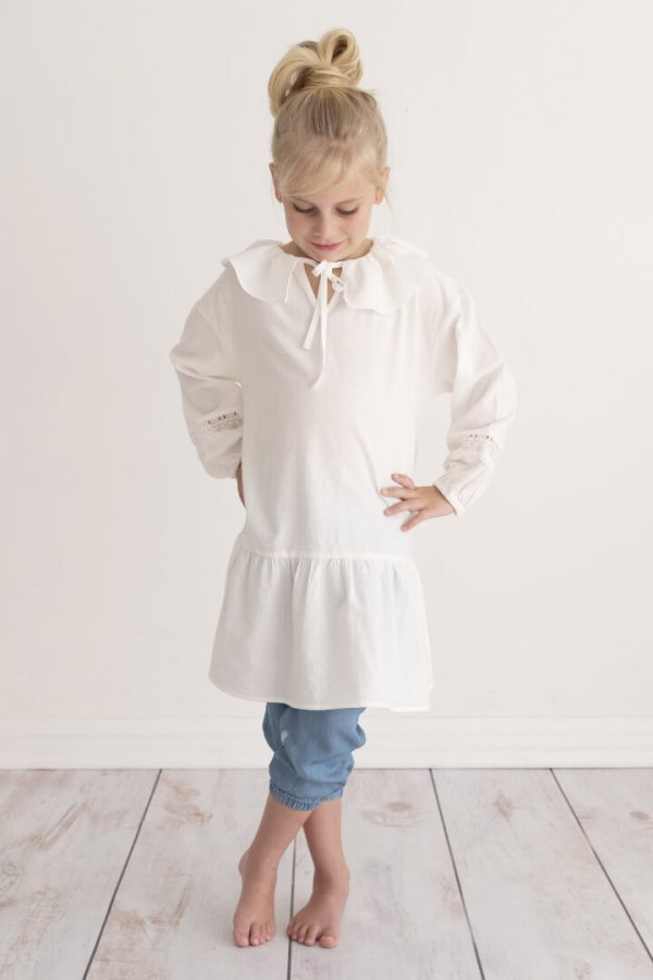 Punanki Kids Clothing Girls Vintage Lace Dress