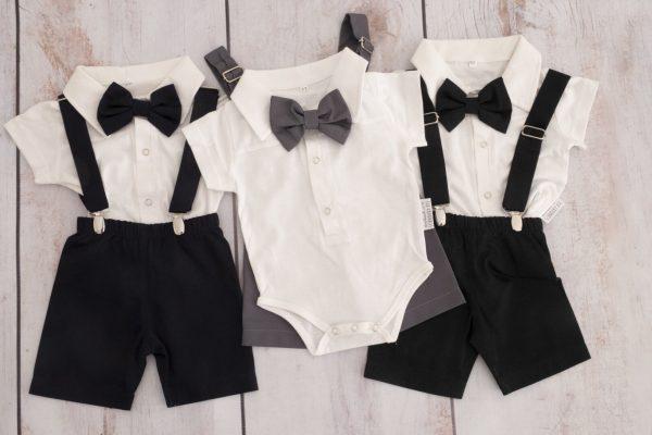 Punanki Kids Clothing Baby Boys Tuxedo's