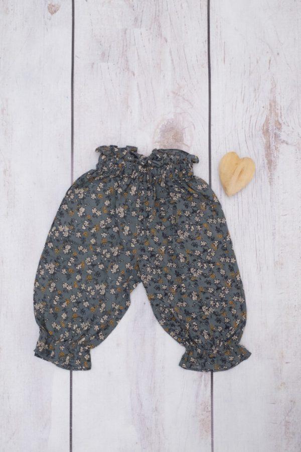 Punanki Kids Clothing All Spring Blossom Pants