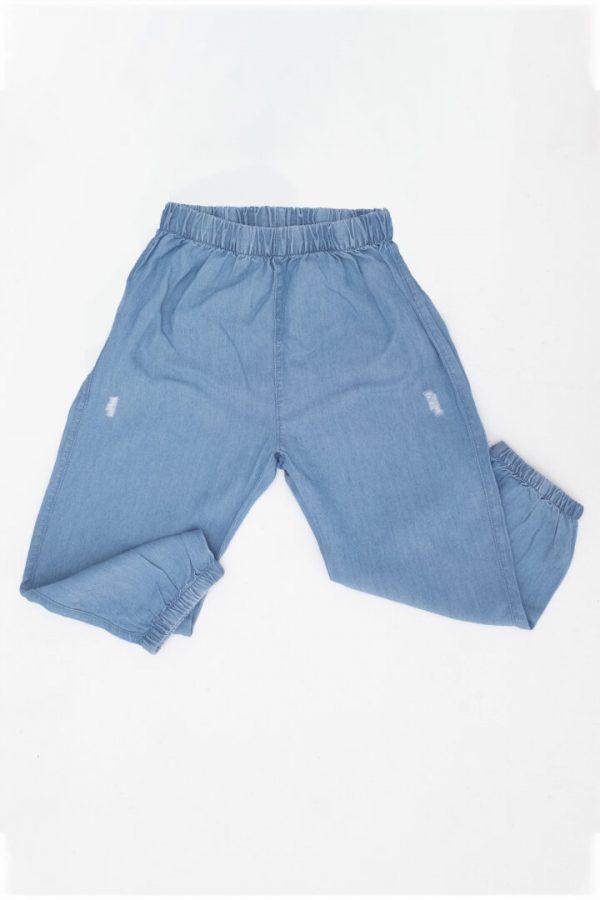 Punanki Kids Clothing Girls Denim Pants – Girls