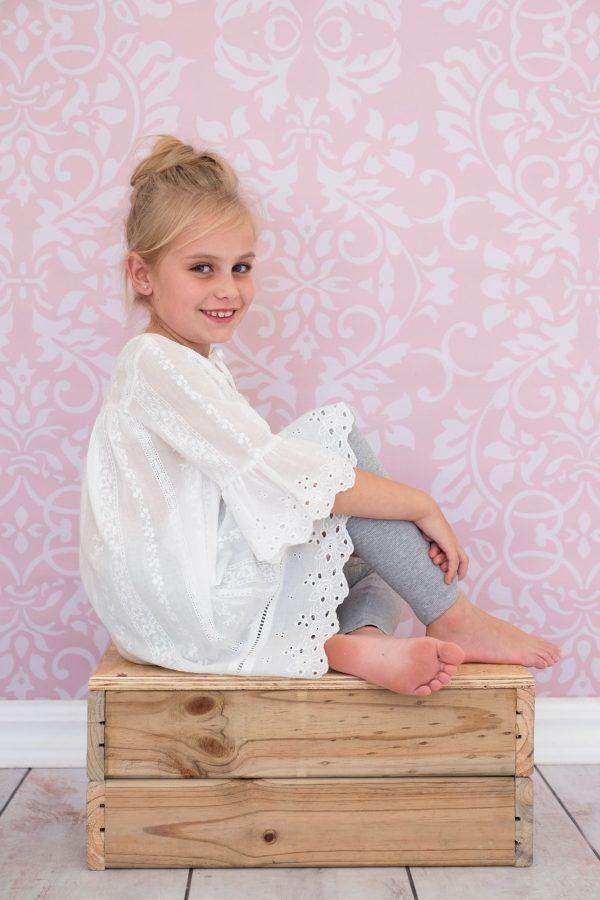 Punanki Kids Clothing All Vintage Lace Dress