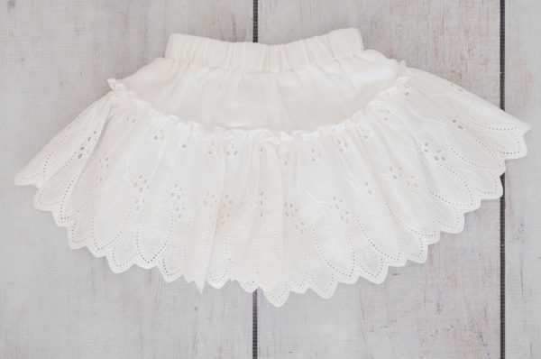 Punanki Kids Clothing SUMMER COLLECTION Lace Skort