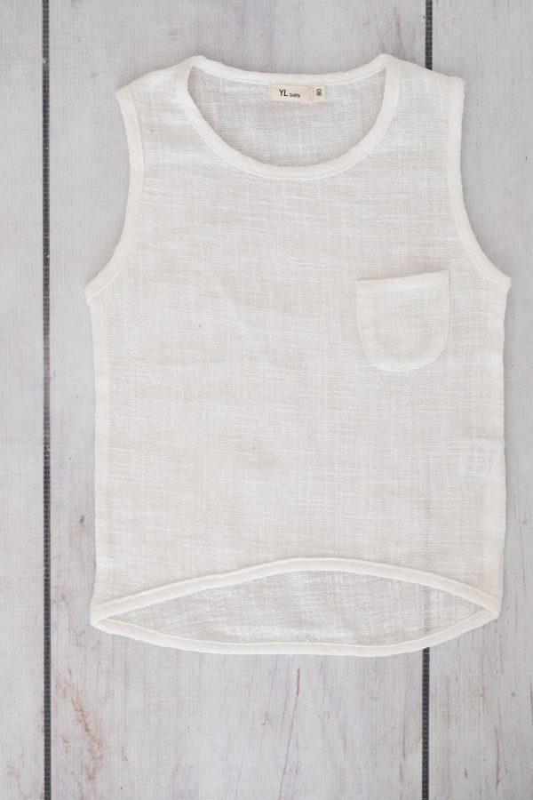 Punanki Kids Clothing SUMMER COLLECTION Cotton Sleeveless Top