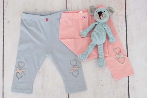 Punanki Kids Clothing END OF RANGE SALE Sweetheart Pants