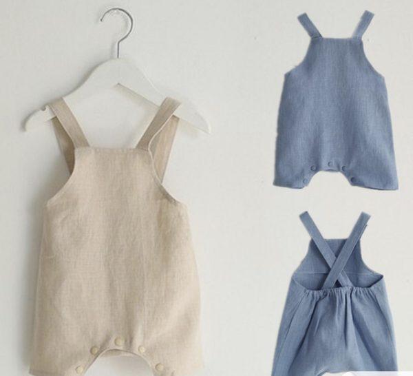 Punanki Kids Clothing Baby Boys Boys Cotton Romper