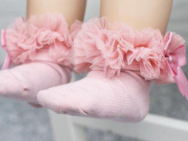 Punanki Kids Clothing Baby Girls Tutu Socks
