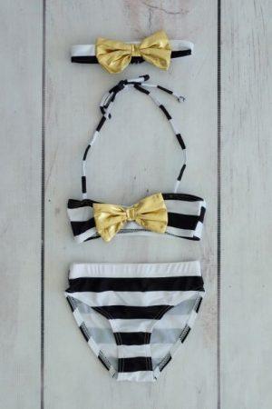 Black & White Bikini