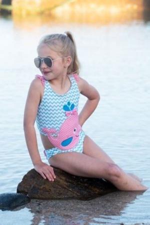 Wanda Whale Swimsuit