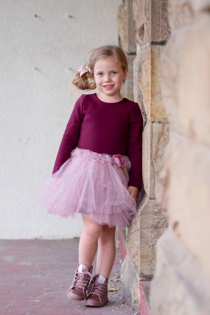 Punanki Kids Clothing Girls Ballerina Dress