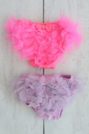Punanki Kids Clothing Girl Accessories Frilly Girl Bottoms