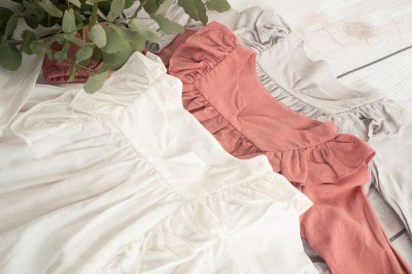 Punanki Kids Clothing Girls Frilly Blouses