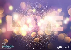 Punanki Kids Clothing Gift Card Love