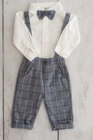 Punanki Kids Clothing Boys Stunning Tuxedo's