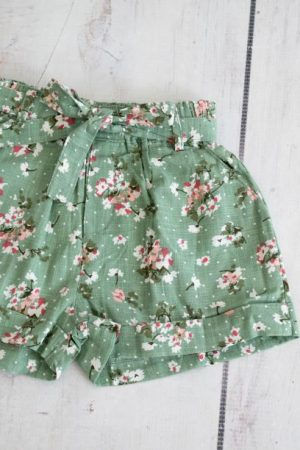 Punanki Kids Clothing Girls Blossom Shorts