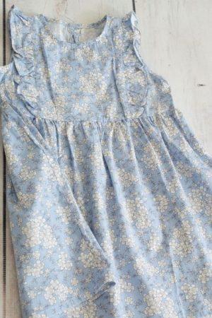 Blue Vintage Floral