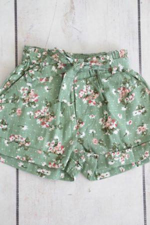 Blossom Shorts – Mint
