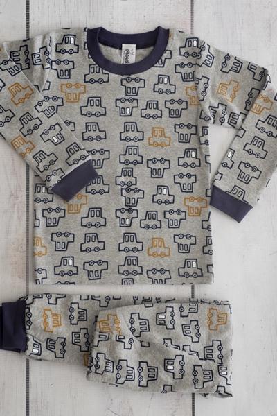 Punanki Kids Clothing WINTER COLLECTION Car Pajamas