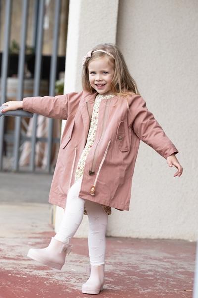 Punanki Kids Clothing WINTER COLLECTION Pink Jacket